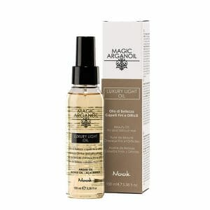 magic arganoil luxury light oil 100ml nook
