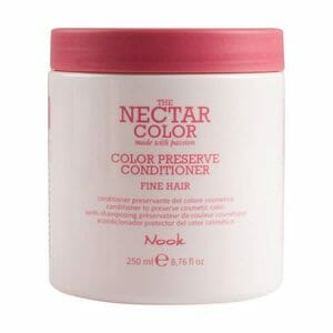 the nectar color preserve conditioner fine hair 250ml nook
