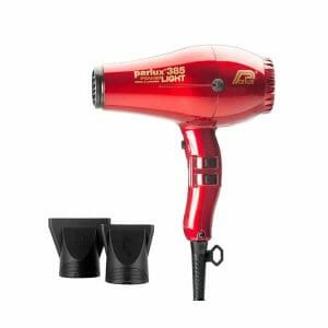 phon 385 powerlight ionic ceramic rosso parlux