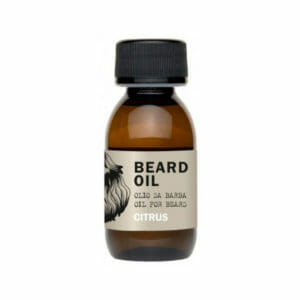beard oil amber olio da barba 50ml dear beard