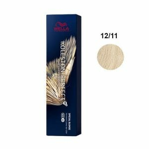 koleston perfect me 12 11 superschiarente cenere intenso 60ml wella