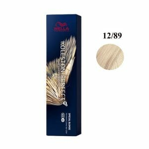 koleston perfect me 12 89 superschiarente perla cenere 60ml wella