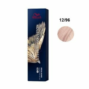 koleston perfect me 12 96 superschiarente cenere violetto 60ml wella