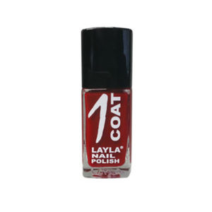 nail polish 1 coat n07 layla