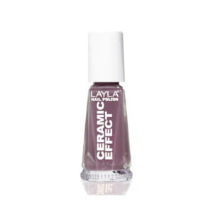 nail polish ceramic effect n11 layla