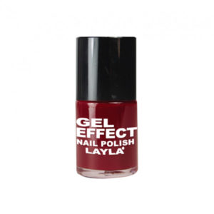 nail polish gel effect n07 layla