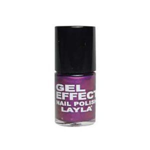 nail polish gel effect n24 layla