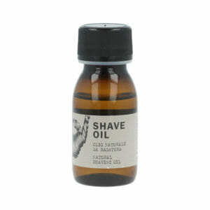 shave oil olio naturale da rasatura 50ml dear beard