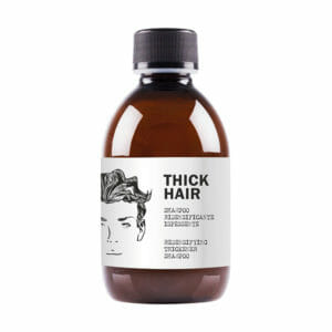 thick hair shampoo ispessente ridensificante 250ml dear beard