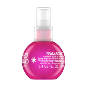 beach bound protection spray for coloured hair 100ml bed head by tigi
