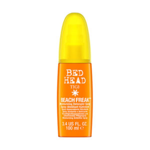 beach freak moisturizing detangler spray 100ml bed head by tigi