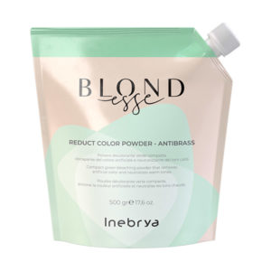 blondesse reduct color powder antibrass 500gr inebrya