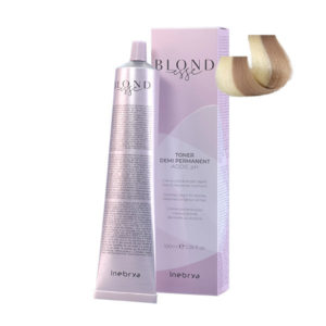 blondesse toner demi permanent 08 peach pearl 100ml inebrya